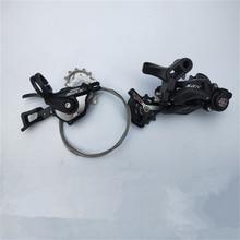 цена на Sensah 1*11 11 Speed Mountain Bike 11S Bicycle Shifter Rear Derailleur Groupset For Shimano xt k7 Sram MTB parts 1X11 System