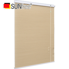 FILTERING-FABRIC Honeycomb Blinds Rope-System Shades Light Cellular And Temperature-Control