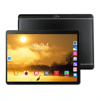 Multi-touch Glass Screen 10.1 Inch Octa Core 4G FDD LTE Tablet 6GB RAM 128GB ROM Dual Cameras Android 8.0 Tablet 10 Pocket PC