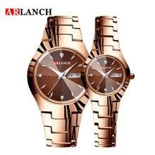 Парные наручные часы для влюбленных пар унисекс класса люкс