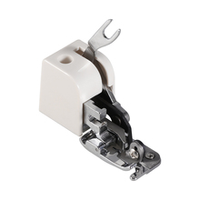 Side Cutter Overlock Sewing Machine Presser Foot Feet Attachment For All Low Shank Singer Janome Brother Household Sewing Tools 62pcs mini sewing machine presser foot feet for brother singer janome presser feet braiding blind stitch darning accessories