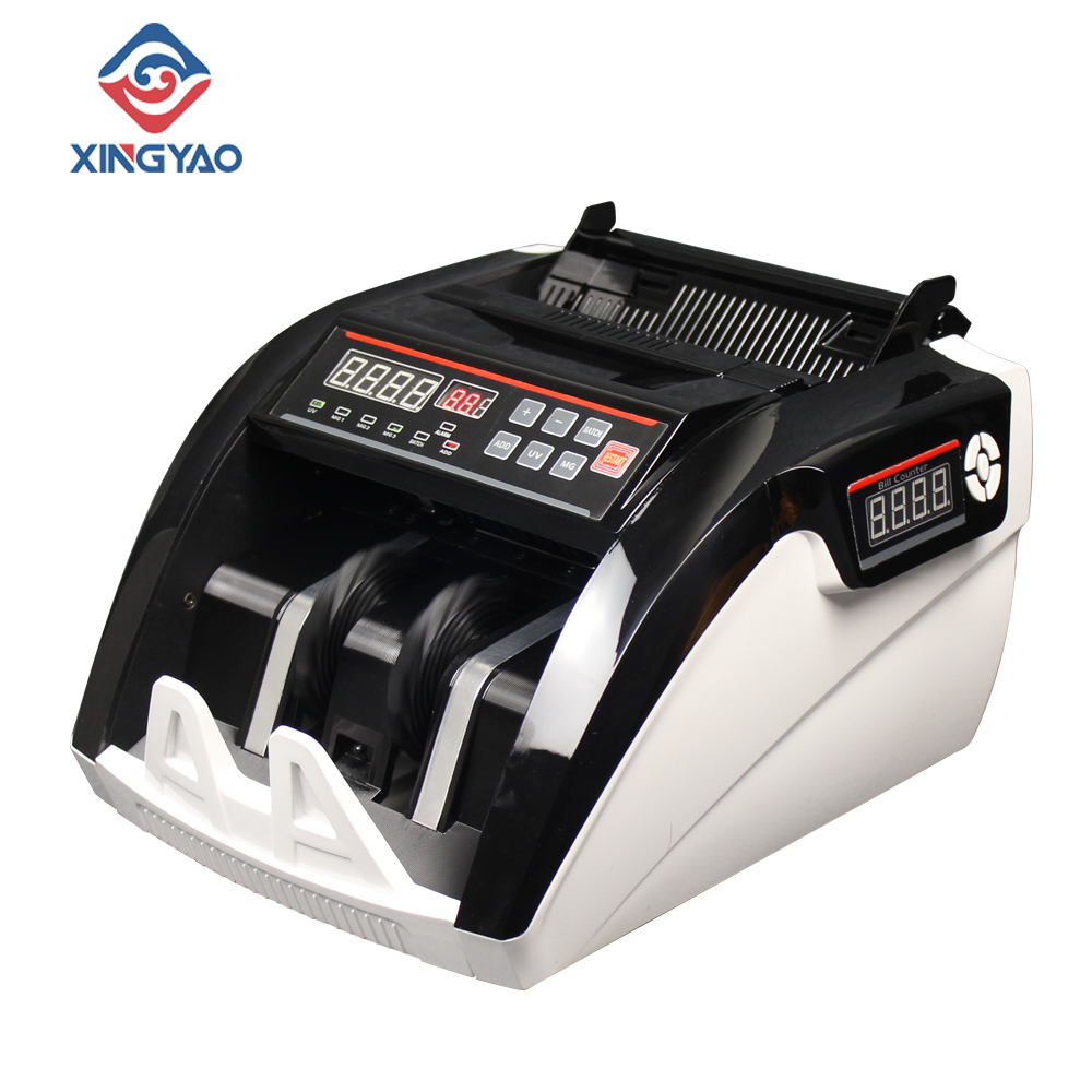 5800 Uv Mg Led Display Cheap Banknote Counter Bill Coutner Cash Money And Multi Currency Counting Machine Fiancial Equipment Money Counter Detector Aliexpress