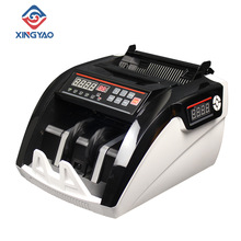 Multi-Currency-Counting-Machine Banknote-Counter Led-Display Bill Cash-Money And UV MG