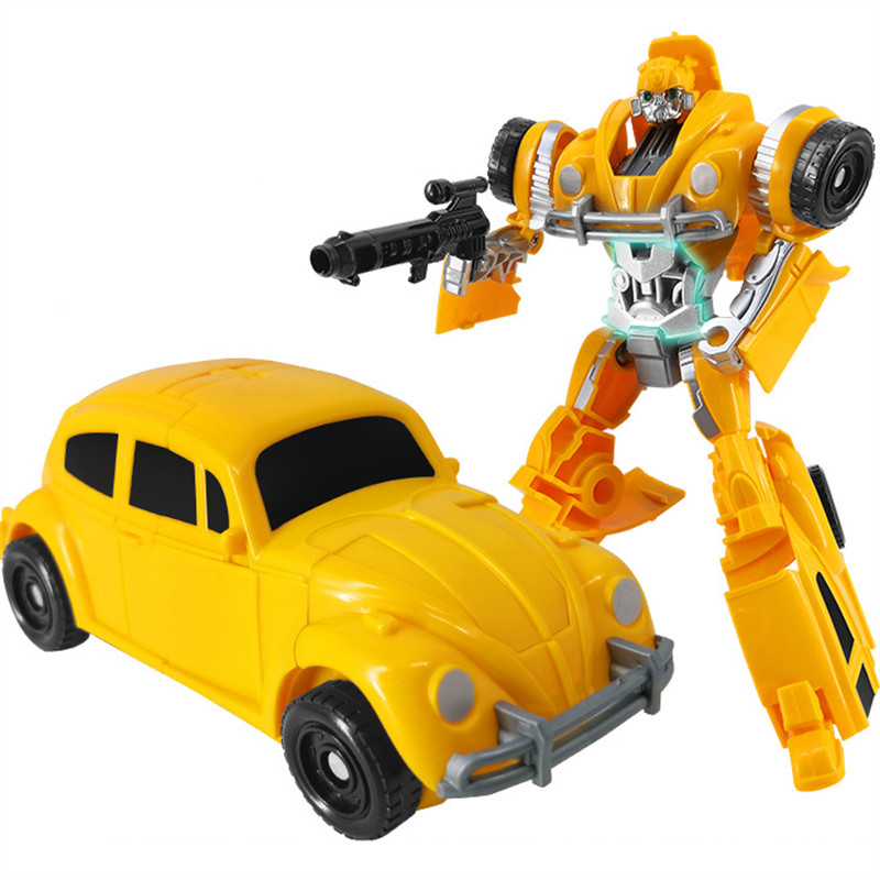Transformation Anime Action Figure Movie Boy Robot Car Dinosaur Model Toys Gifts