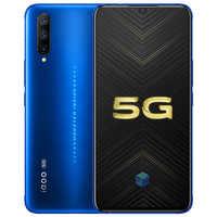 Vivo iQOO Pro 5G smartphone Snapdragon 855 Plus interface utilisateur Super Amoled 12GB 128GB 48MP 3 caméra arrière 4500mAh 44W téléphones portables celulaires