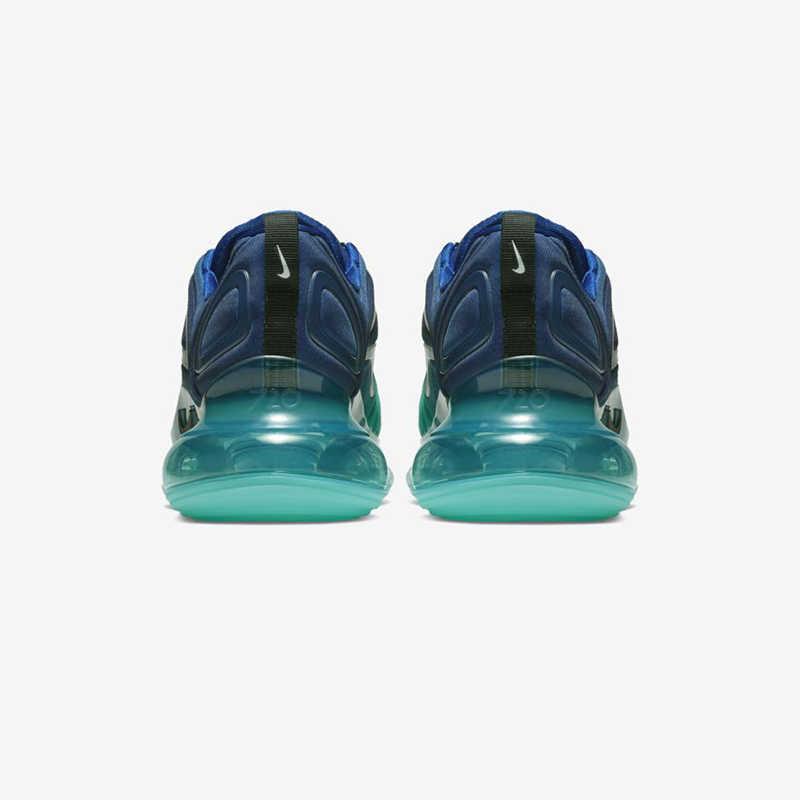 الأصلي أصيلة نايك الجوية ماكس 720 الرجال احذية الجري رياضة الرياضة في الهواء الطلق تنفس مصمم رياضية 2019 جديد AO2924-400