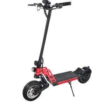 [Almacén de la UE] Patinete eléctrico todoterreno de 10 pulgadas, 48V, 1200W, 50 km/h, Scooter plegable para adulto, Patinete eléctrico