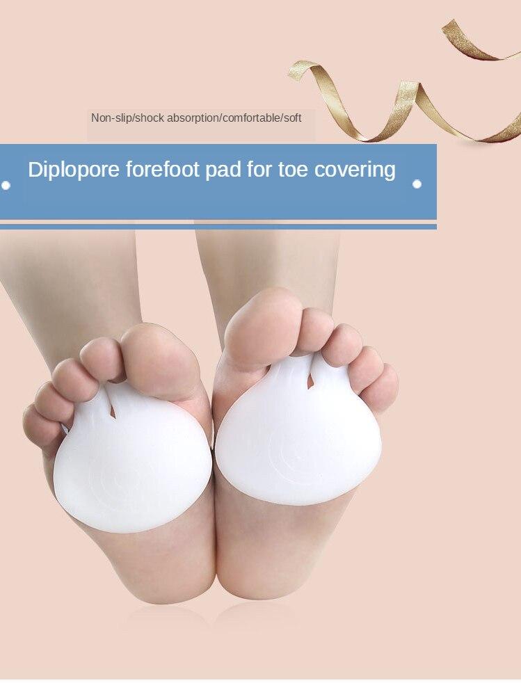 coxim dedo do pé separador pedicure corrector