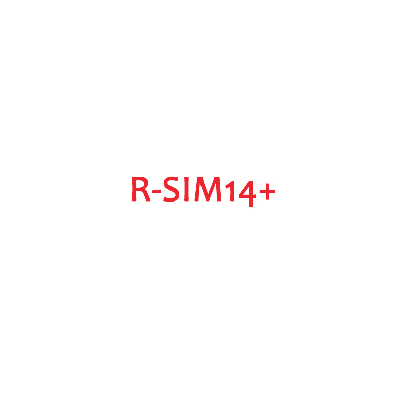 RSIM14 Plus Unlock RSIM Card Large Capacity Universal Adapter For IPhone 11 Pro Max/11 Pro/11 IOS13 Lot