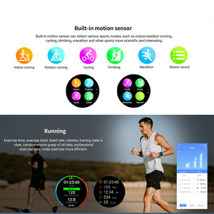Image 5 - LEMFO ساعة ذكية لتحديد المواقع الرجال M5S 2G مقاوم للماء IP67 معدل ضربات القلب المقتفي ضغط الدم رصد بلوتوث المكالمات Smartwatch