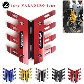 Accesorios para motocicleta, cubierta protectora de calibre para disco de freno delantero para HONDA XL1000, Varadero ABS 1999-2013