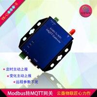 YK-G616 RS485 para WI-FI Modbus/PLC para MQTT Módulo de Gateway