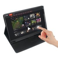 15.6 inch Gaming LCD Monitor Touch Screen Portable 1080P IPS HD USB Type C for laptop Samsung phone XBOX Switch PS4