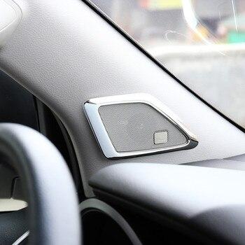 Una cubierta de altavoz de columna en ambos lados para Toyota Land Cruiser Prado 150 2010 2011 2012 2013 2014 2015 2016 2017 2018 2019