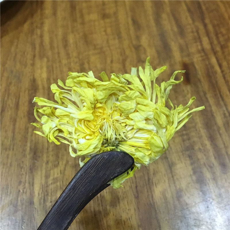 2020 5A Gold Wire Chrysanthemum Tea Fresh Natural Organic Flower Tea Green Food For Weight Loss Health Care Kung Fu Tea 2