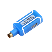 NEW VERSION USB-XC FOR XINJE DELTA SERIES PLC PROGRAMMING CABLE DOWNLOAD LINE applicable xbm xgb k7m plc programming cable download cable usb lg xgb