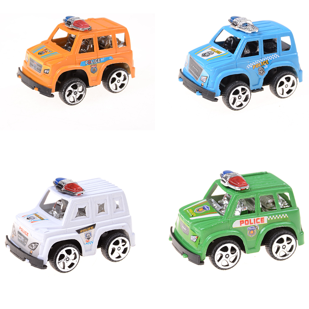 Random Color 6cm*4cm Mini Toy Cars Best Christmas Birthday Gift For Child Plastic Mini Car Model Kids Toys For Boys And Girls