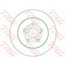 Диск тормозной LEXUS: CT 200h 10- \ SUBARU: TREZIA 1.3/1.4 D 11