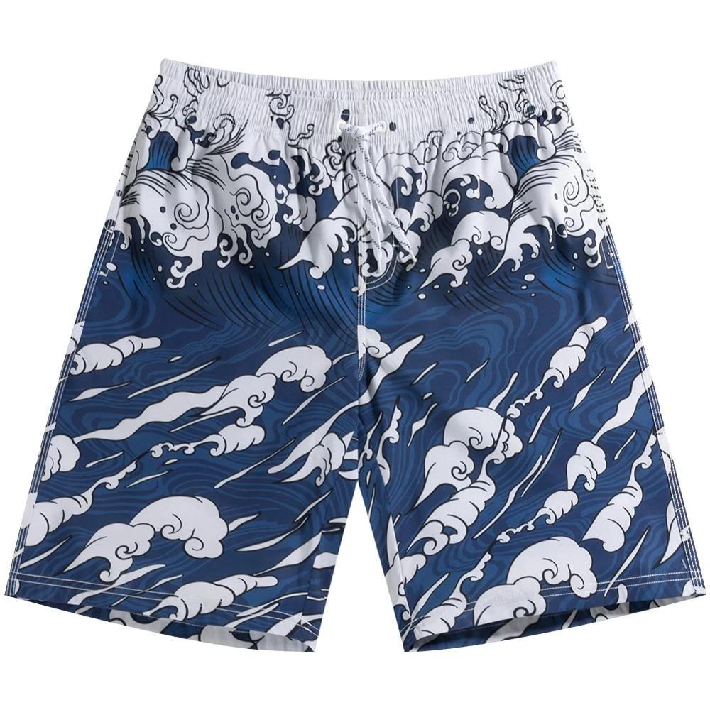 Surfaster Swimwear Mens Swim Shorts Surf Wear Board Shorts Summer Swimsuit  Bermuda Beach Boardshorts Trunks Short homme male|Surfing & Beach Shorts| -  AliExpress