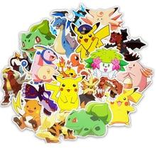 Pokemon Originales Tattoo Stickers 20PCS Action Figure Surprise Cartoon Kids Girls Christmas Lols Birthday Gifts Pokemon Sticke