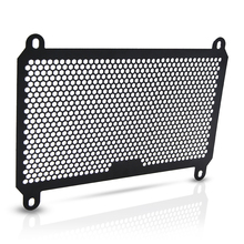 цена на Motorcycle Accessorie Z400 Radiator Grille Guard Cover Protector motorbike Protection For Kawasaki Z400 Radiator Guard 2019 2020