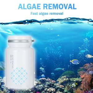 Water-Cleaning-Tool Moss-Removal Purification Detergent Aquarium Powder Control Algae