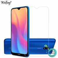 2PCS Glass For Xiaomi Redmi 8A Screen Protector Tempered Glass For Xiaomi Redmi 8A A A8 Glass Phone Film For Xiaomi Redmi 8A A8