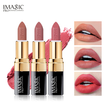 IMAGIC matte lipstick 3pcs long-lasting moisturizing waterproof set gift