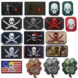 Us navy seal equipe blackbeard pirata edward ensinar remendo da bandeira 3x2