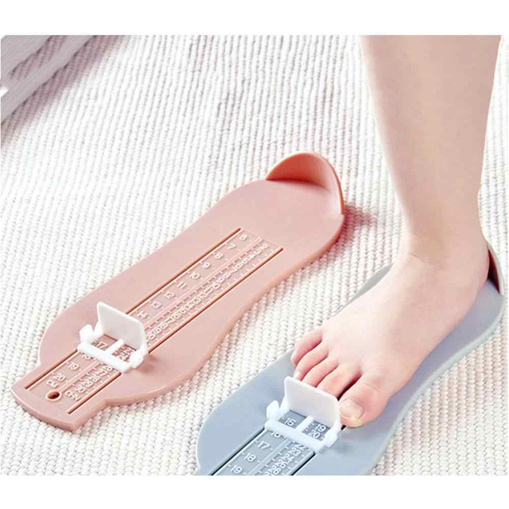 الرضع الصغار قياس القدم قياس حذاء طفل المناسب حجم مسطرة قياس أداة