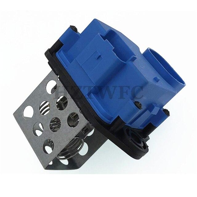 Acero Inoxidable Y Abs Resistencia De Control Del Ventilador Del Autom/óvil Para 107 206 206sw 307 307sw 307cc Socio 9659799080 Resistencia De Control Del Ventilador