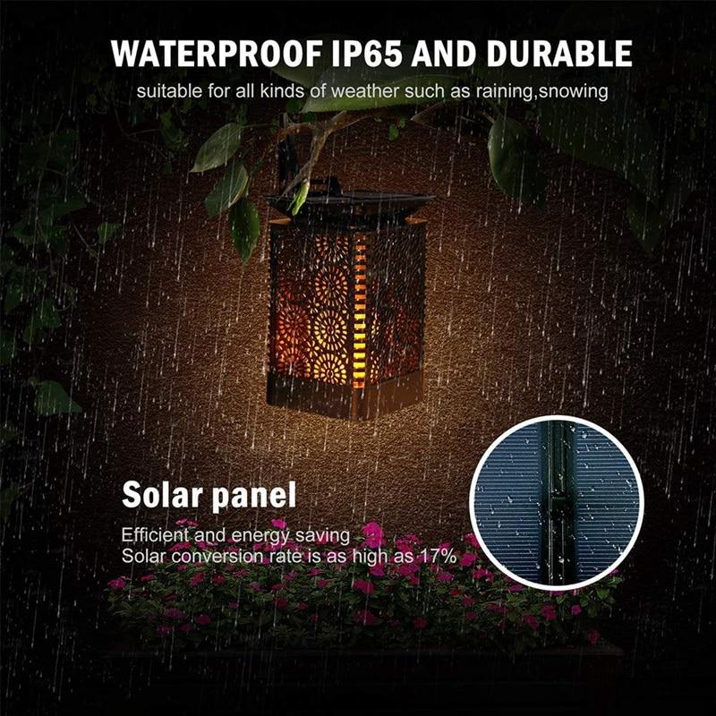 prova dwaterproof água ao ar livre pendurado