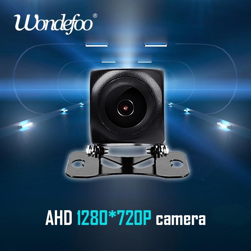 1920*1080P AHD Универсальная автомобильная камера заднего вида с обратным изображением парковочная камера Водонепроницаемая камера ночного вид...
