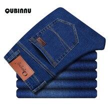 Brand men's jeans 2019 classic Stretch Business jeans men Ca