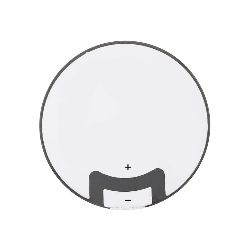 43KHz 35W Piezoelectric Ceramic Sheet Ultrasonic Clean Transducer Plate 10166