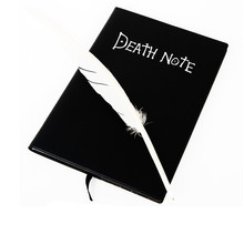 Diary Journal Padfolio Note-Book Death Anime Planner Agenda Fashion Cute Theme Large-Capacity