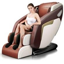 Corée inde japon dernière Fix SL piste alimentation prix 3d pied Shiatsu pas cher électrique 4d zéro gravité pleine chaise de Massage du corps