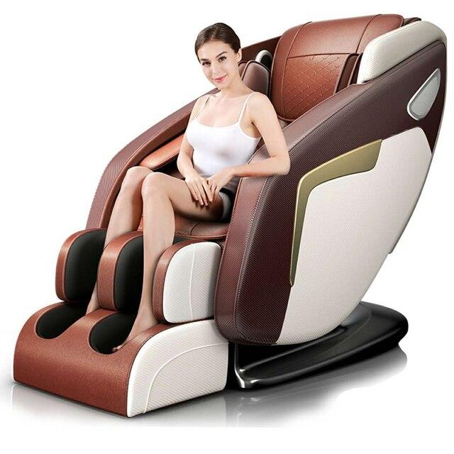 كوريا الهند اليابان أحدث فيكس SL المسار امدادات الطاقة سعر ثلاثية الأبعاد القدم شياتسو رخيصة الكهربائية 4d صفر الجاذبية تدليك كامل للجسم كرسي
