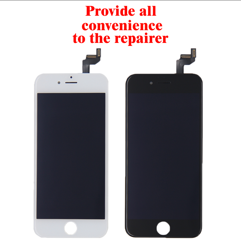 H5890c2c4407a4cca8be38c8ef1d288f7e AAA LCD Display 100%3D Touch Screen For iPhone 6S 7 8 6G Replacement Screen With Digitizer Assembly For iPhone Repair Tools Gift