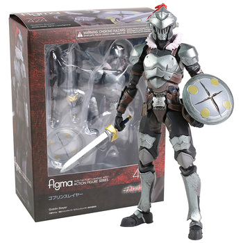 Goblin Slayer Figma 424 PVC Action Figure Collectible Model Toy 1