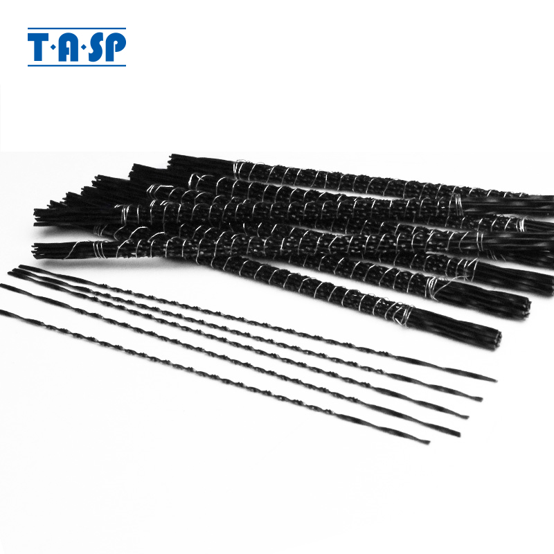 TASP 48pcs 130mm Spiral Scroll Saw Blades Hand Fret Coping Saw Blade For Wood Cutting