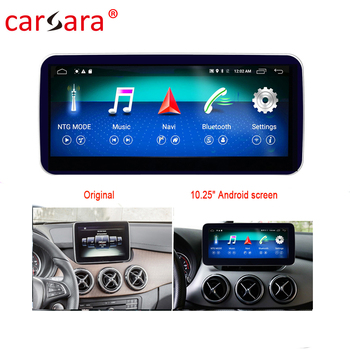 W246 Stereo Android Navigation for Mercedes Benz B Class B160 B180 B200 B220 CDI image