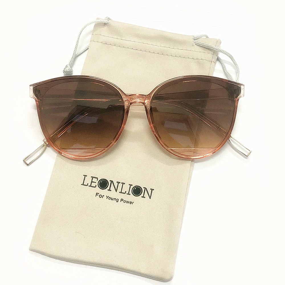 LeonLion 2020 Fashion New Sunglasses Women Vintage Luxury Brand Glasses Mirror Classic Vintage Oculos De Sol Feminino UV400