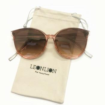LeonLion 2020 Fashion New Sunglasses Women Vintage Luxury Brand Glasses Mirror Classic Vintage Oculos De Sol Feminino UV400 мужские солнцезащитные очки brand new 2015 uv400 oculos gafas feminino sg02