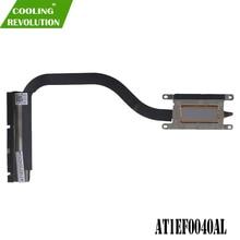 Радиатор ЦП для ноутбука Dell Latitude E5570 AT1EF0040AL 0966WT 966WT