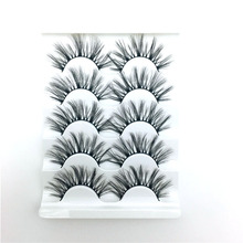 false eyelashes 5 pairs natural soft long eyelashes long false eyelashes set 5 pair