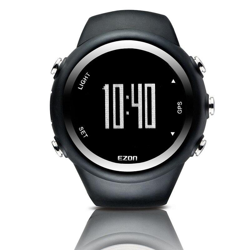 Meilleure vente GPS synchronisation Fitness montre Sport en plein air étanche numérique montre vitesse Distance compteur de calories hommes femmes montre