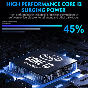 Image 2 - 15.6 cal metalowe Laptop Intel Core i3 5005U czterordzeniowy 8GB pamięci RAM 512GB SSD Notebook Windows10 komputera HDMI WiFi USB3.0 RJ45 Gigabit