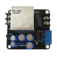 цена на New 100A 2200W High-Power Soft Start AMP Board AC 150V To 280V Circuit Power Board For Class A Amplifier