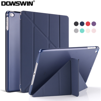 For iPad 2 3 4 Air 1 2 Air 3 10.5 Case Silicone Cover For iPad 10.2 2019 9.7 2018 6th 7th Generation Case For iPad Mini 4 5 Capa
